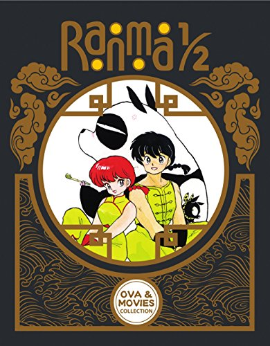 Ranma 1/2 OVA and Movie Collection Limited Edition (BD) [Blu-ray]