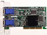 AGP-Grafikkarte Matrox G450 G45+MDHA16DLXB Dualhead AGP4x ID2546