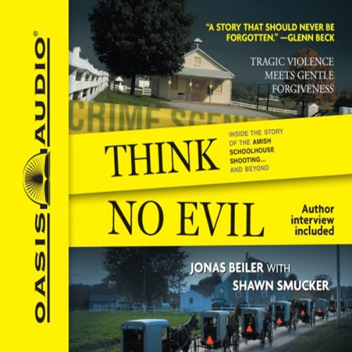 Think No Evil audiobook cover art