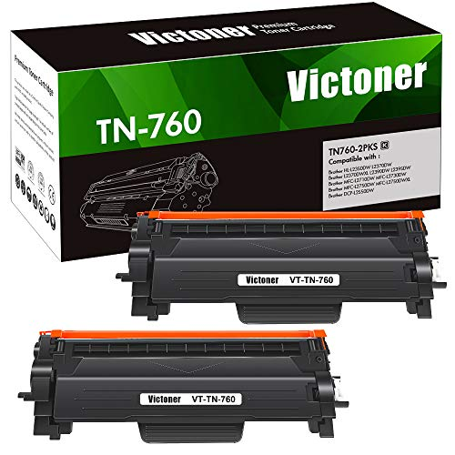 Cartucho Brother Mfcl2710dw  marca VICTONER