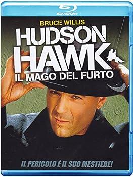 hudson hawk - il mago del furto  blu-ray  blu_ray Italian Import
