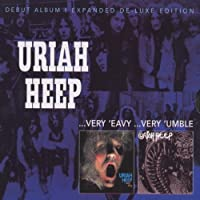 Very 'eavy, Very 'umble by Uriah Heep (2003-02-04)