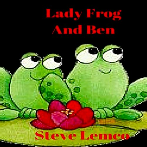 Lady Frog and Ben audiobook cover art
