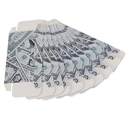 Faux cils légers boîte d'affichage de faux cils 10 pièces petite taille boîte de faux cils faux cils boîte de rangement pour les yeux(Blue dollar window tray)