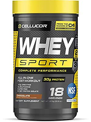 Cellucor Whey Sport Protein Powder