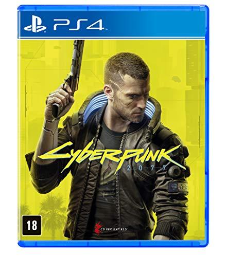 Cyberpunk 2077 - Edição Padrão - PlayStation 4
