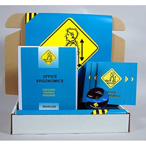 MARCOM Office Ergonomics Safety Meeting Kit