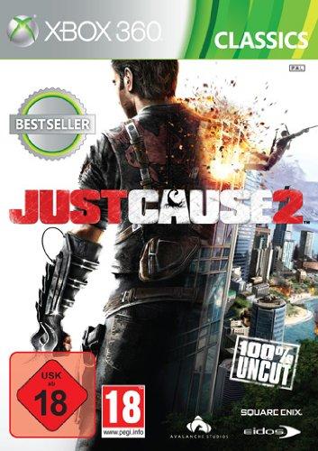 Eidos Just Cause 2 - Juego (Xbox 360, Xbox 360, Acción / Aventura, M (Maduro))