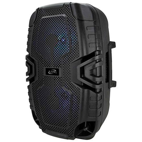 iLive ISB250B Bluetooth Tailgate Party Speaker