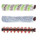 Uxsiya Limpiador de alfombras Cepillo Limpiador de Mascotas Cepillo Partes de aspirador Accesorios Textura suave Luz y compacto hotel para la cocina casera