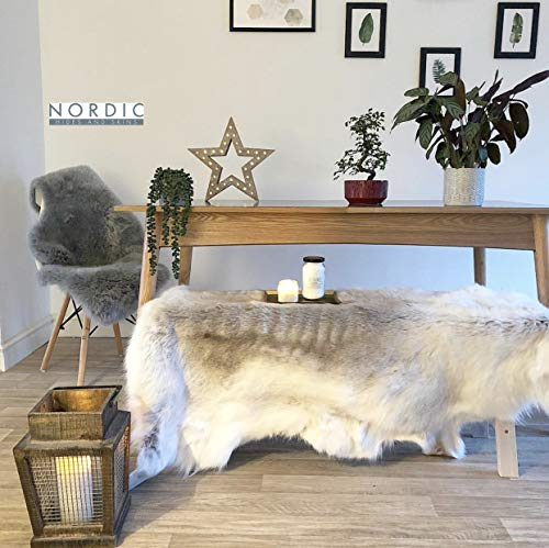 Rara Razza Rara Nordic Renna - Tappeto con renna XL