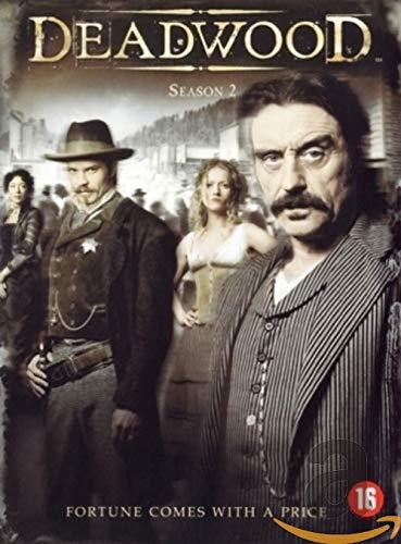 Deadwood : l'intgrale Saison 2 - Coffret 4 DVD