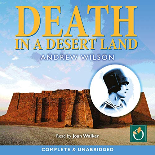 Death in a Desert Land cover art