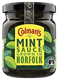 Original Colmans Classic Mint Sauce Imported From The UK England Colmans Of Norwich