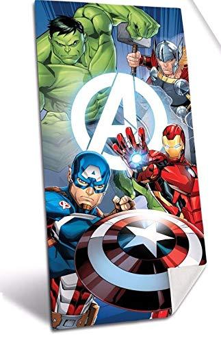 Kid Licensing Toalla de Playa Poliester Avengers - Toallas ✅