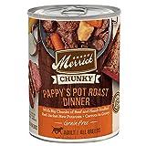 Merrick Chunky Pappy's Pot Roast Dinner - 12 x 12.7 oz