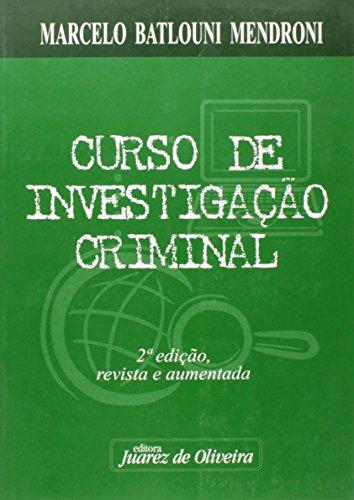 Curso de Investigacao Criminal