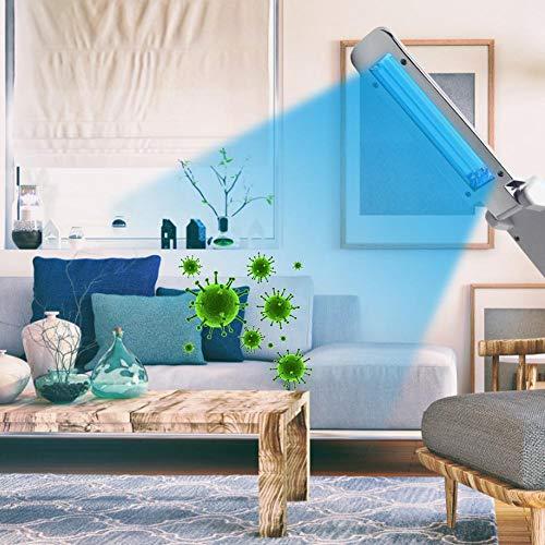 arthomer Ultraviolettes Licht Lampe Reinigung Uv Licht Mini Reise Tragbarer Lila Lichtstab Für Zuhause Büro Reisen Security
