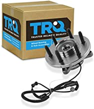 TRQ Front Wheel Bearing & Hub Assembly Driver or Passenger Side for Ford Truck