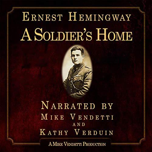 Couverture de A Soldier's Home
