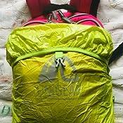 al Aire Libre Funda Impermeable para Mochila Viajes dise/ño de Tira Reflectante de Alta Visibilidad y Bolsa de Almacenamiento Impermeable para Camping Senderismo Doolland