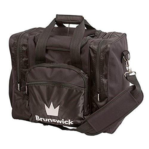 Brunswick Edge Bowlingtasche, Schwarz