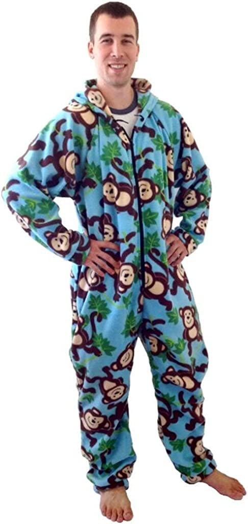 Max 46% OFF Forever Lazy Non-footed Adult One-Piece Pajama Onesies Jumpsuit Max 54% OFF