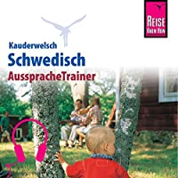 Schwedisch (Reise Know-How Kauderwelsch AusspracheTrainer) Hörbuch