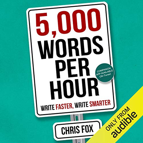 5,000 Words Per Hour Titelbild