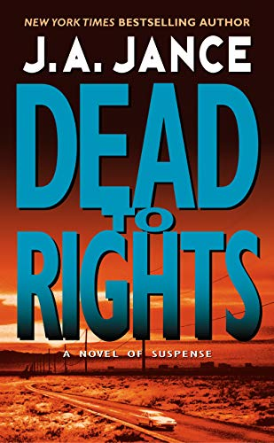 Dead to Rights (Joanna Brady Mysteries Book 4)