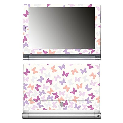 'Disagu Design Skin Case Cover For Lenovo Yoga 2SF 106225_ 1266'Colourful Swarm 04klar