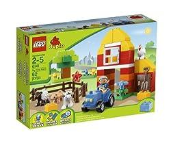 LEGO Brick Farm