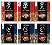 本格江戸雑煮(3個)& 京雑煮(3個)