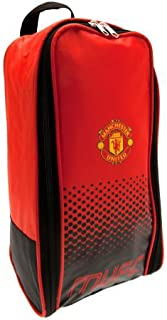 Manchester United F.C. Boot Bag Official Merchandise
