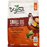 Purina Beyond Natural, High Protein Small Breed Dry Dog Food, Simply...