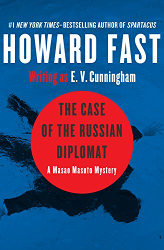 The Case of the Russian Diplomat (The Masao Masuto Mysteries Book 3) (English Edition)