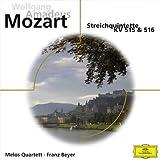 Streichquintette KV 515,516 - Melos Quartett