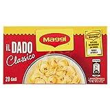 Maggi Dado Gusto Classico Preparato per Brodo 20 Dadi, 200g
