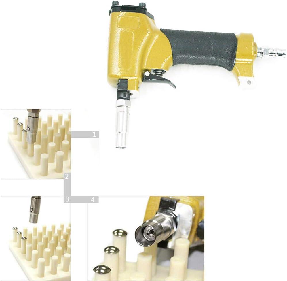 TECHTONGDA Our shop 55% OFF most popular 0.56inch Pneumatic Tacks Push Nailer for Pin Gun Upho