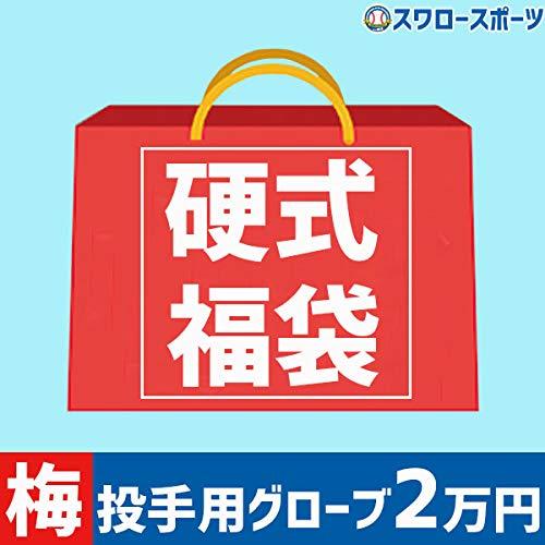 【梅】4〜5.5万円相当!スワロースポーツ 福袋 硬式 投手用 ピッチャー グラブ グローブ FUKU-SW 1 -