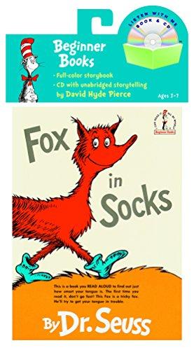 Fox in Socks Book & CD (DR. SEUSS: Beginner Books)の詳細を見る