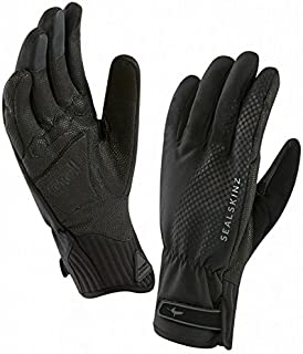 Sealskinz 1211508001-XL All Weather Cycle XP Glove, X-Large, Black