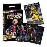 Topps - Lionel Messi CURATED Set - Exclusive Trading Cards Designed by The Legendary Player…...