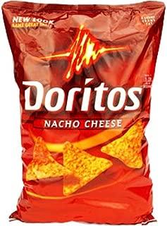 Doritos Nacho Cheese Tortilla Chips Mega Size, 30 Ounce