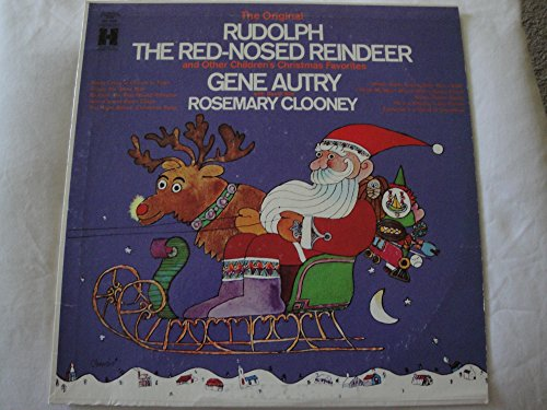 The Original Rudolph The Red-Nosed Reindeer and Other Children's Christmas Favorites