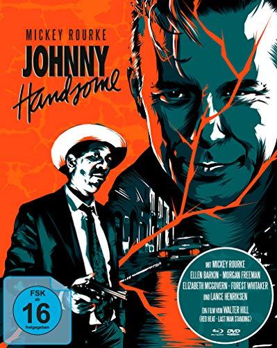 Johnny Handsome - Der schöne Johnny - Mediabook (+ DVD) [Blu-ray]