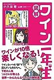 図解 ワイン一年生 (サンクチュアリ出版)