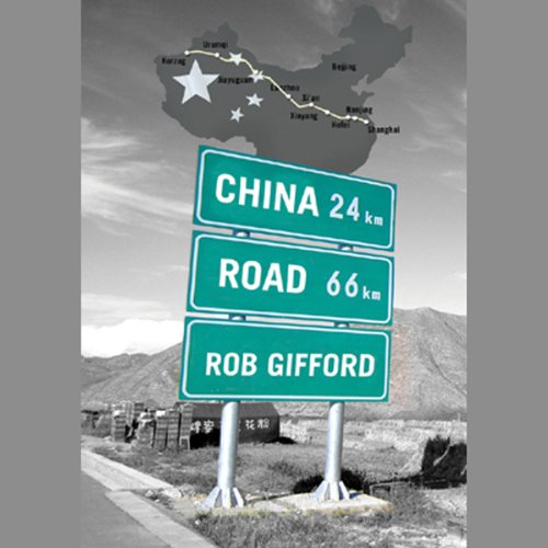 China Road audiobook cover art