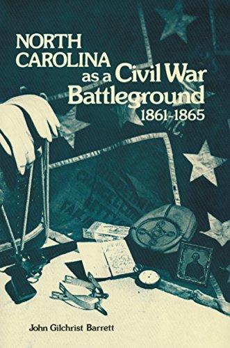 Price comparison product image North Carolina as a Civil War Battleground