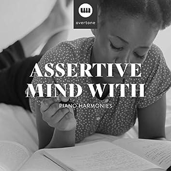 Assertive Mind with Piano Harmonies